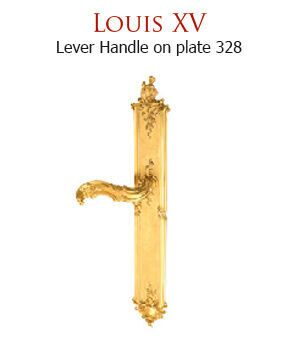 Lever-Handle-on-plate-328