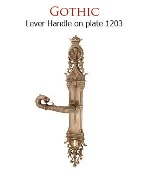 Lever-Handle-on-plate-1203